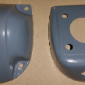 037-0004 - Outlet Box Base/Cover
