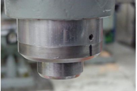 Collet Alignment Screw Replacement
