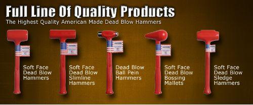 Dead Blow Hammers
