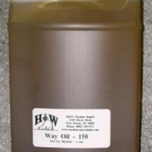 002-0126 - Way Oil, Gallon