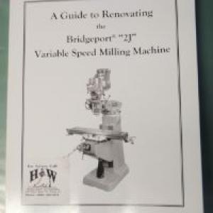 "BRM-2J - Guide to Renovating the ""2J"" Head Machine"