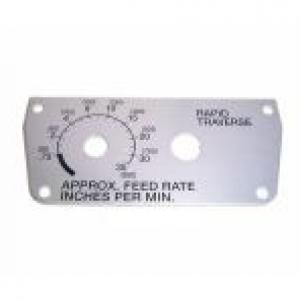 038-0250 - Control Box Cover Plate