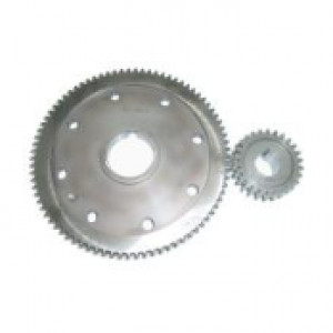 1490 - Spindle Bull Gear Assembly