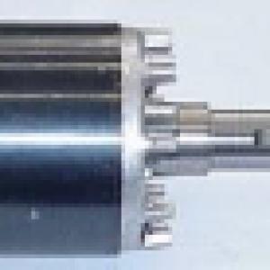 1547-08 - Motor Shaft Rotor Assembly, 2 HP