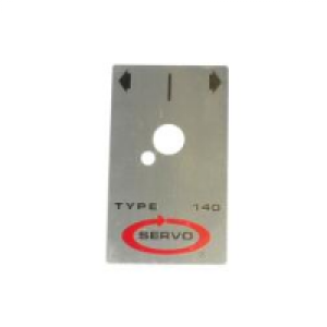 6262-2 - Name Plate, Type 140