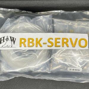 RBK-SERVO - Universal Servo Rebuild Kit (Without Circuit Board)