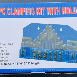 52 Piece Clamping Set, Import