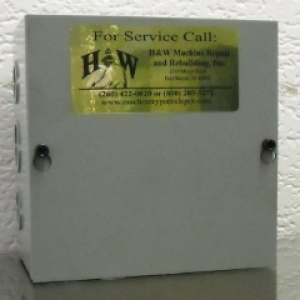 Solid State Phase Converter, 1HP