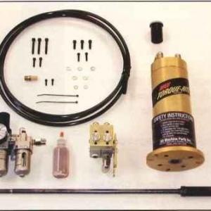 Maxi Torque-Rite Power Drawbar System