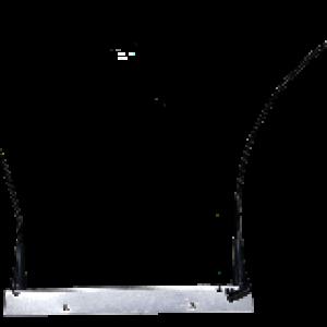 Two Headed Adjustable LED Worklight