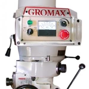 Gromax EVS Milling Machine Head