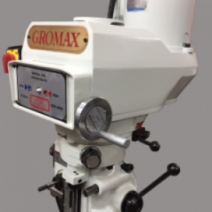Gromax Variable Speed Milling Machine Head