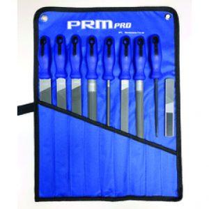 PRM Pro 9PC Maintenance File Set with Ergo Handles - PR0450009