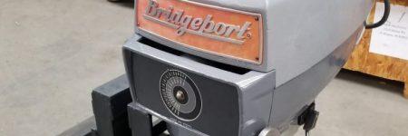 Parts for Bridgeport Series II 4 HP