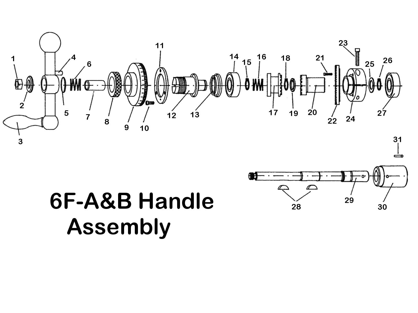 6f ab handle assy2