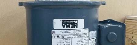 2HP Motor(New) Assembly 1550001-A