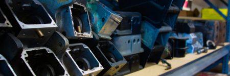 Parts for Bridgeport Powerfeeds