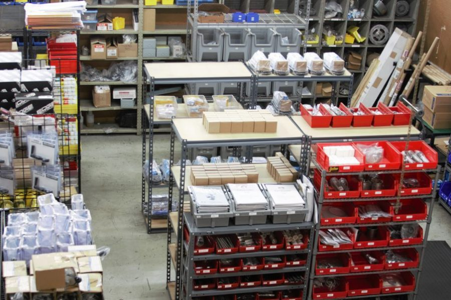 Machine Parts and Accessories