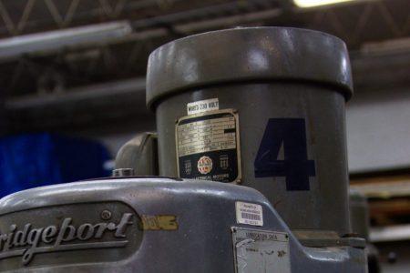 1 – 1/2 HP Motor Parts