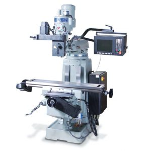 Sharp TMV with 3-Axis MillPWR G2