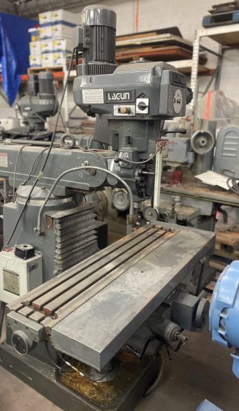 """2 Axis CNC 3 Axis DRO 50"""" Table Price - $9,500"""